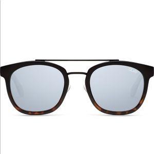 Quay Australia • Coolin 50mm Polarized Sunglasses